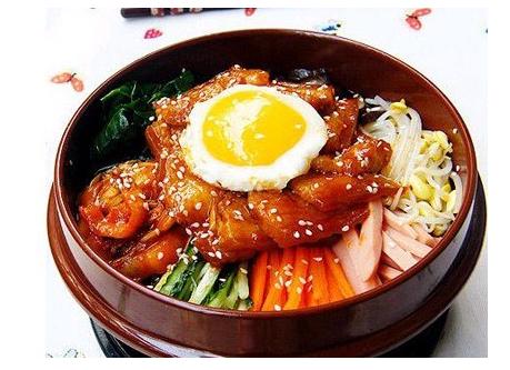 石锅拌饭(创业班)