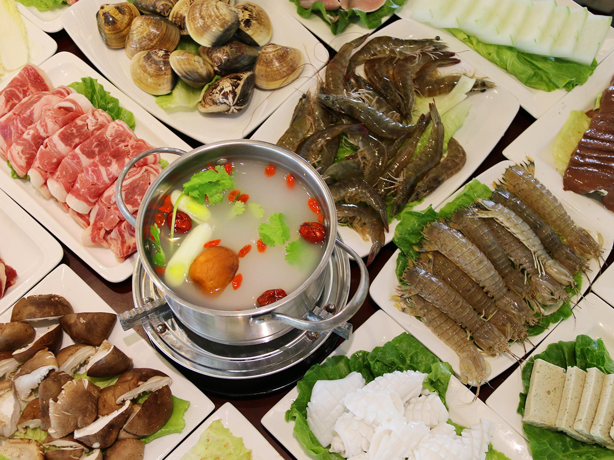 鱼火锅(财富班)