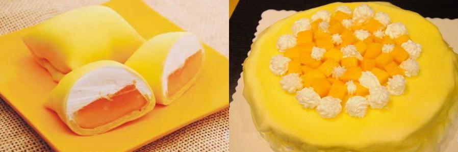 班戟 千层蛋糕