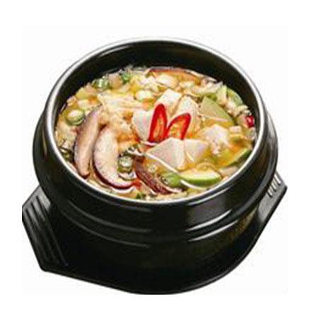 韩式大酱汤(创业班)