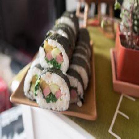 手卷寿司(创业班)
