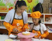 烘焙亲子班培训课程